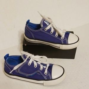 Converse All Star toddler boy shoes size 9